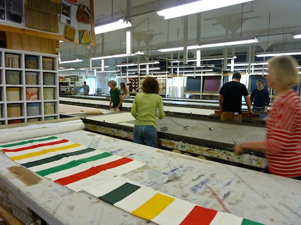 Peter Fasano textile studio