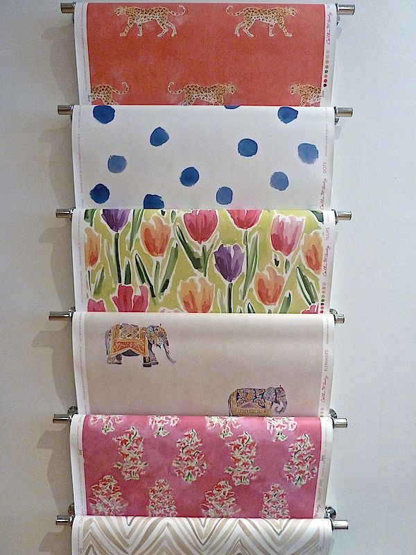 Fall product previews   Caitlin McGauley wallpaper for Studio Four NYC