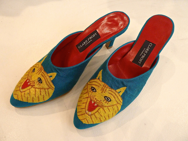 Fall product previews Clare Frost magic slippers