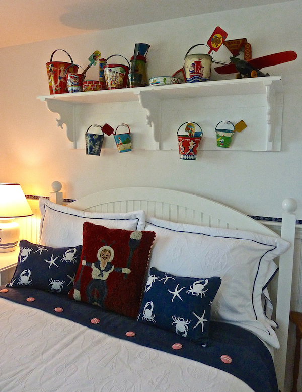 Trudy Dujardin Nantucket home
