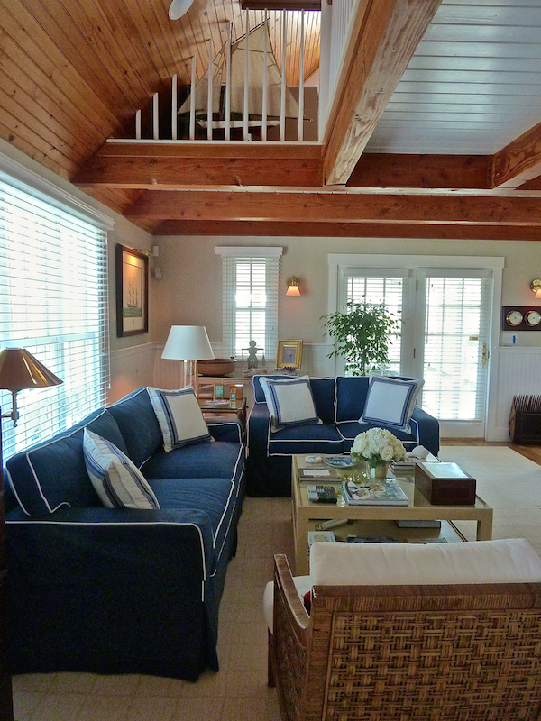 Trudy Dujardin Nantucket house