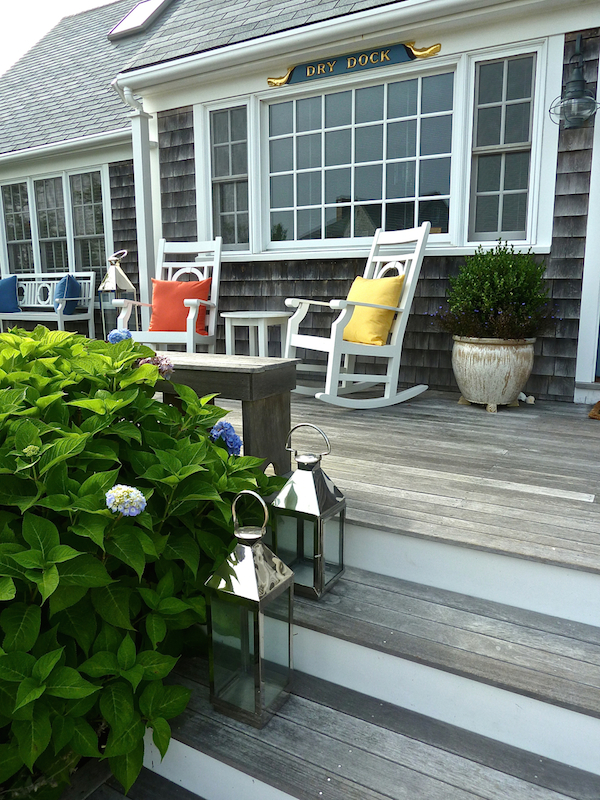 Trudy Dujardin Nantucket house