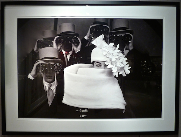 Frank Horvat photo from Holden Luntz at the 2014 New York Art, Antique & Jewelry Show