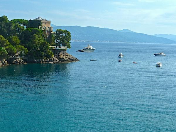 Villa Olivetta From Santa Margherita to Portofino