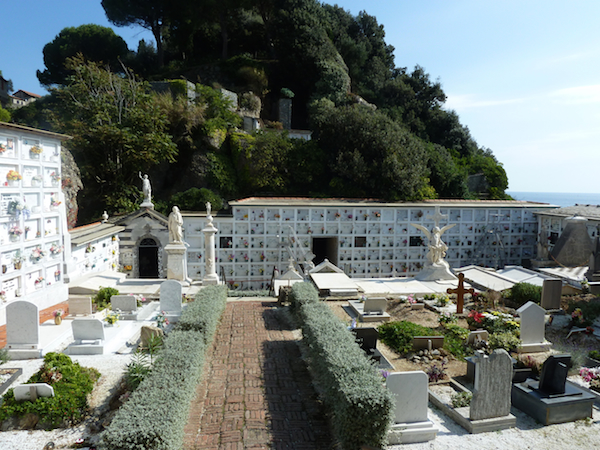 Church of San Giorgio,, Portofino, Italy