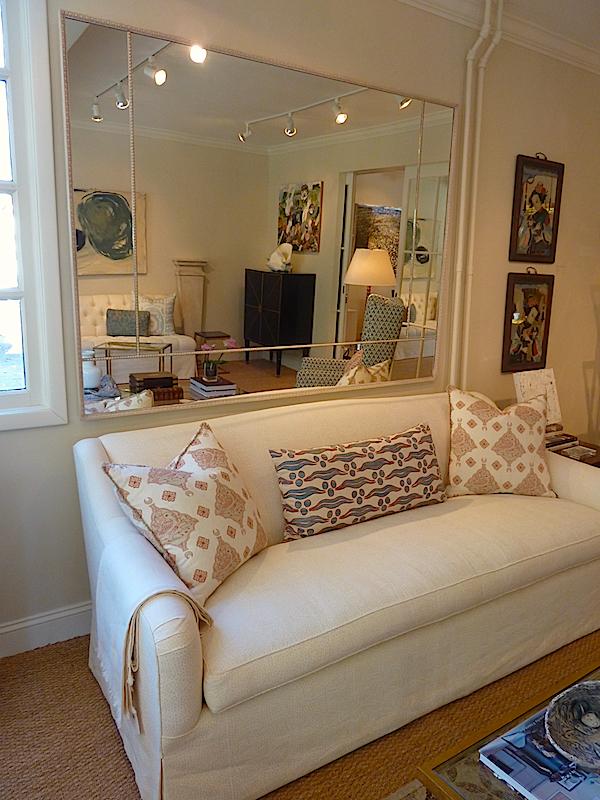 Charlotte Barnes Bartlett sofa