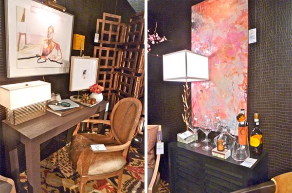 Patrick james hamilton design on a dime room quintessence for Apartment design on a dime