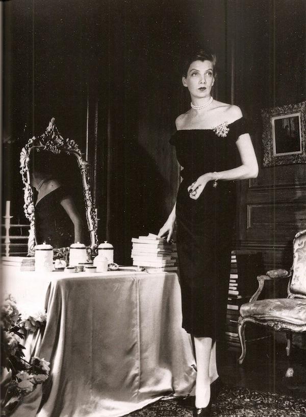 Pauline de Rothschild identified as style icon to Iris Apfel