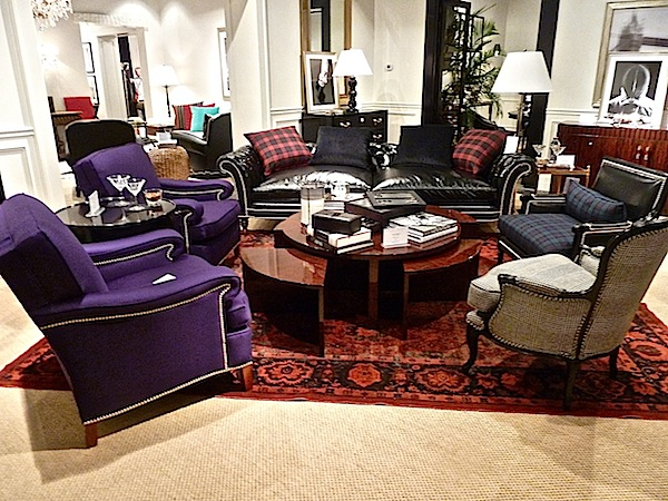 EJ Victor Home to AERIN, Ralph Lauren and more