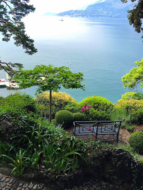 Romeo Sozzi Lake Como garden