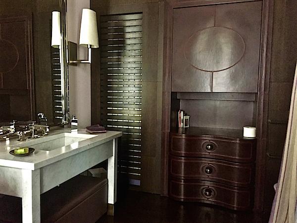 Romeo Sozzi Milan bathroom