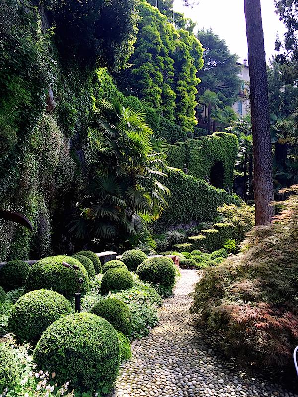 Romeo Sozzi villa gardens
