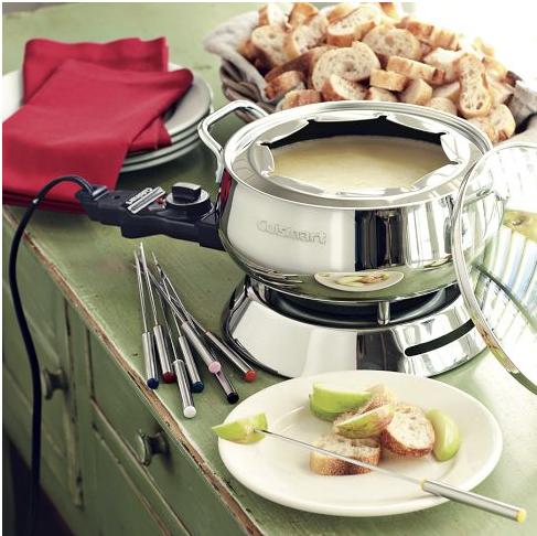 cuisinart electric fondue pot manual