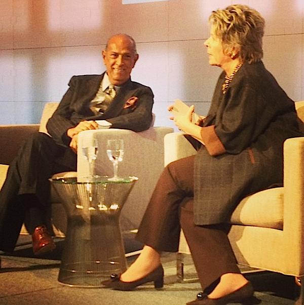 2013 Design Leadership Summit with Oscar de la Renta and Bunny Williams