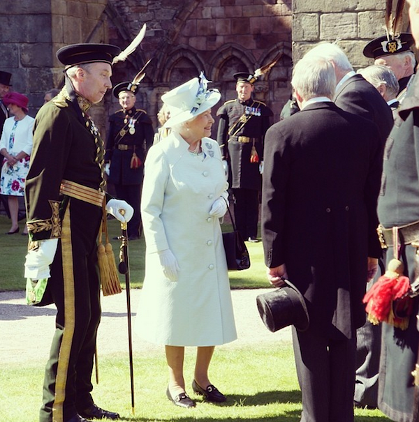 The British Monarchy on Instagram