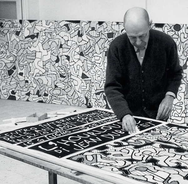 Dubuffet exhibit at Christie's Paris