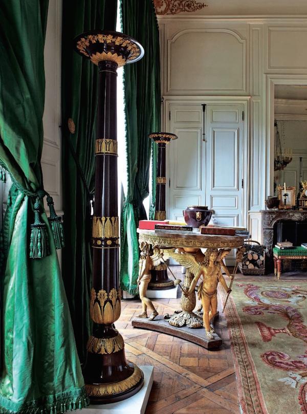 Hubert De Givenchy For Christie S During The Biennale Des