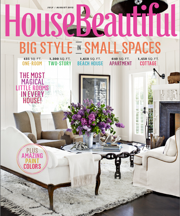 House Beautiful Big Style in Small Spaces