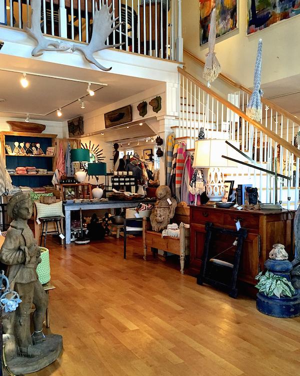 Shopping Nantucket at Atlantic