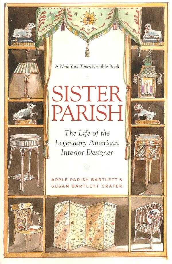 Sister Parish by Apple Parish Bartlett in paperback