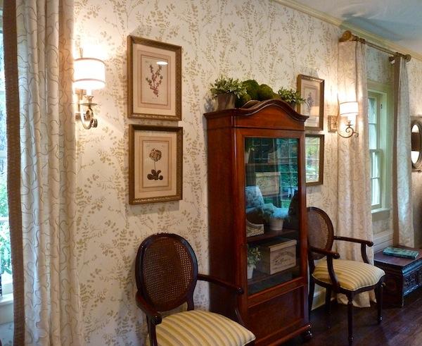 Bartlett Arboretum Garden Rooms by Design Showhouse