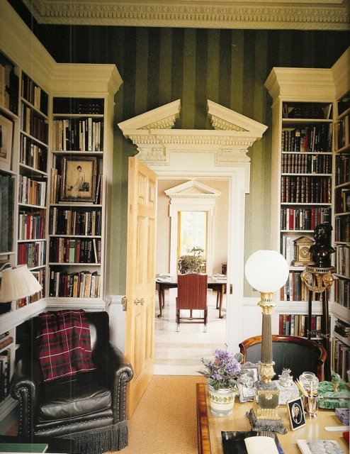 British style bonanza - Federal style interior decorating ...