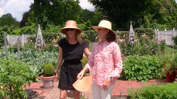 Home in the Garden with Susanna Salk and Carolyne Roehm