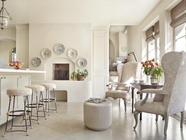 Suzanne Rheinstein kitchen in Rooms for Living