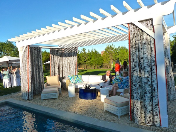 2012 hampton designer showhouse pool area for Pool design hamptons