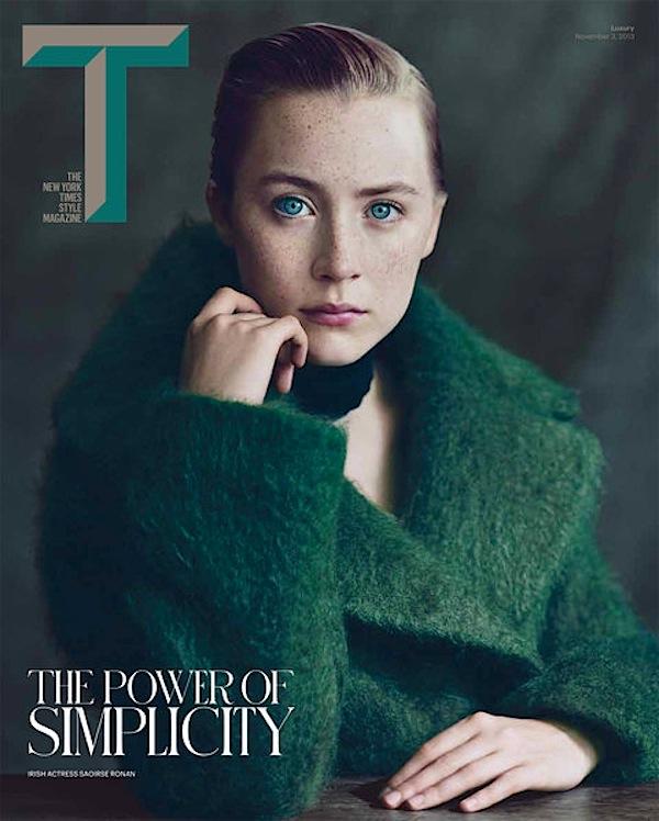 T Magazine Luxury Issue