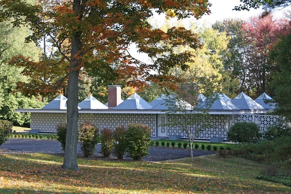 Celebrate Archtober in New Canaan, CT