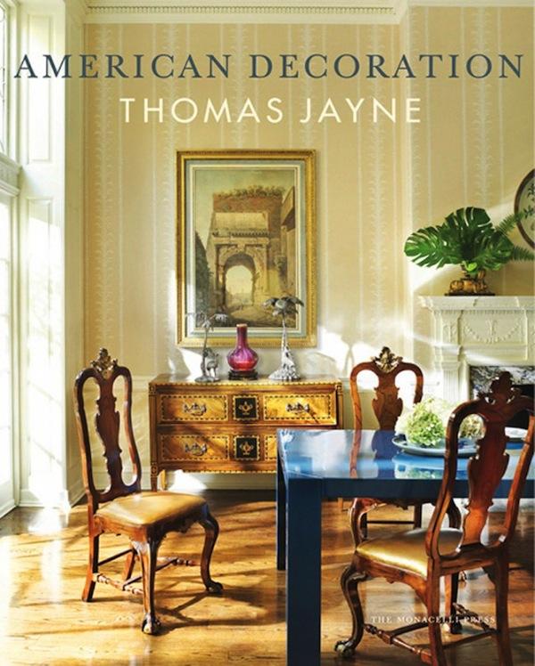 Brand new American Decoration by Thomas Jayne - Quintessence TN48
