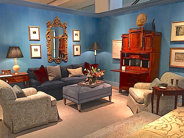 Trey LaFave Sotheby's Designer Showhouse auction