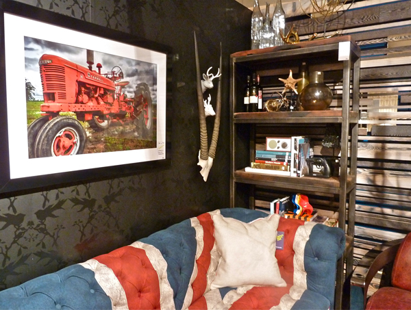 Todd McPhedridge photo in Tyler Wisler Design on a Dime room
