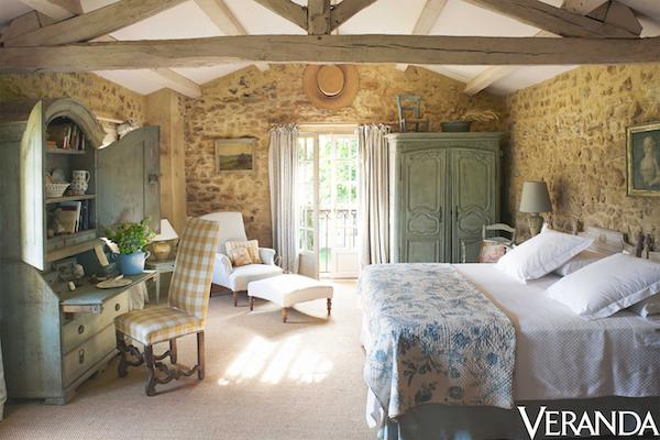 Sneak peek at what 39 s new in veranda magazine quintessence for French cottage magazine