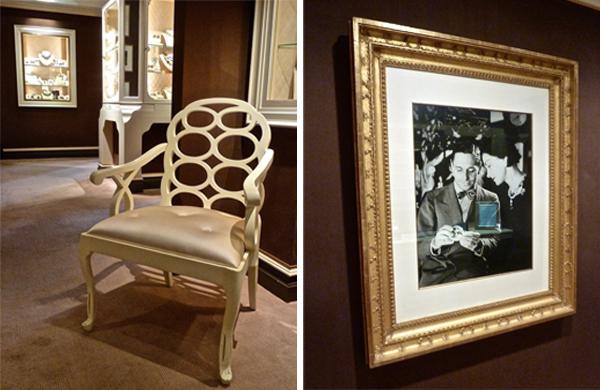 Frances Elkins chair