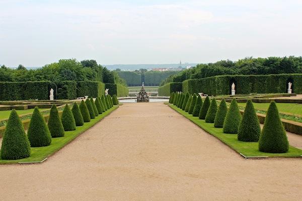 Le Notre gardens