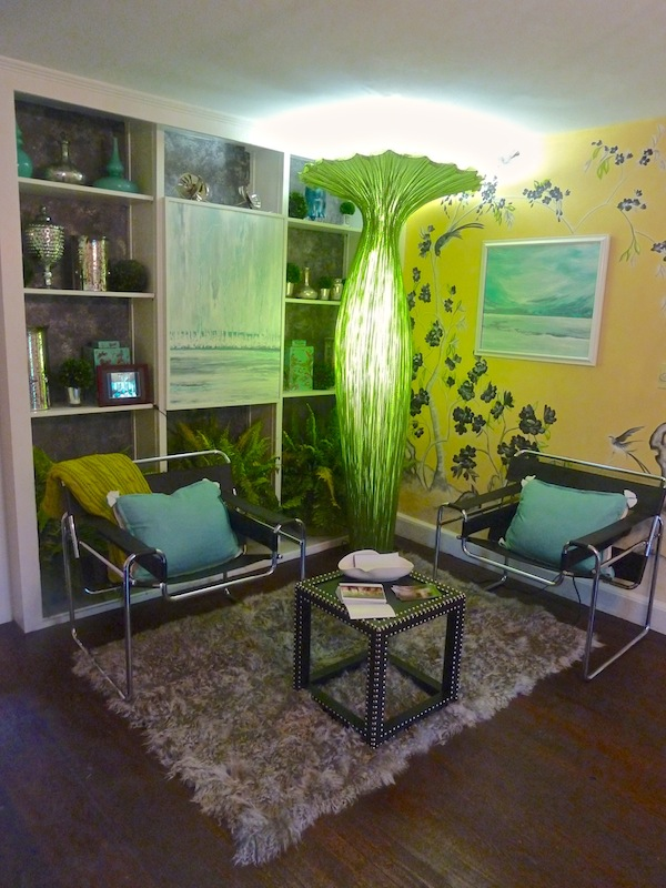 Bartlett Arboretum designer showhouse