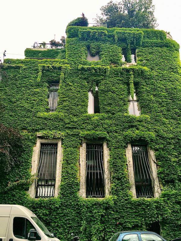 Villa Mozart facade