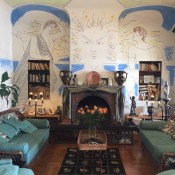 Villa Santo Sospir via Fabrizio Rollo