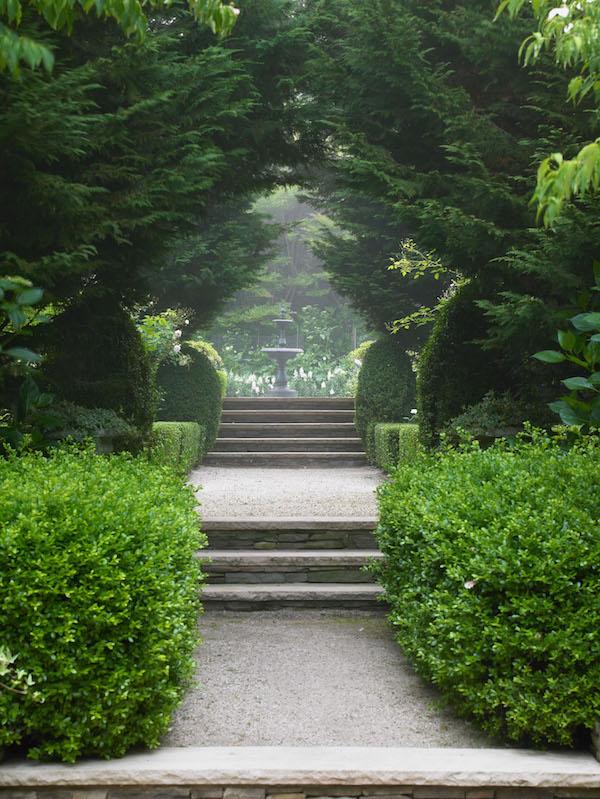 Walkway in The Good Garden