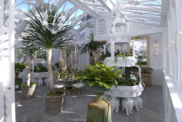 antique & artisan center 2nd annual  garden show