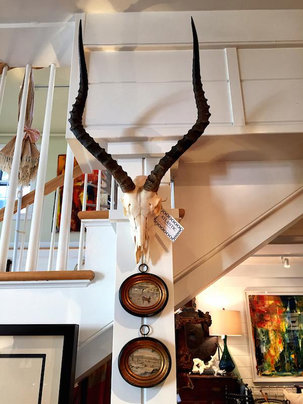 antiques at Atlantic Nantucket