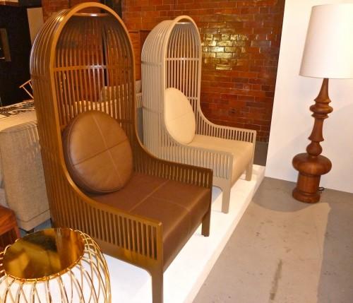 Beau Autoban Nest Lounge Chair Thumbnail