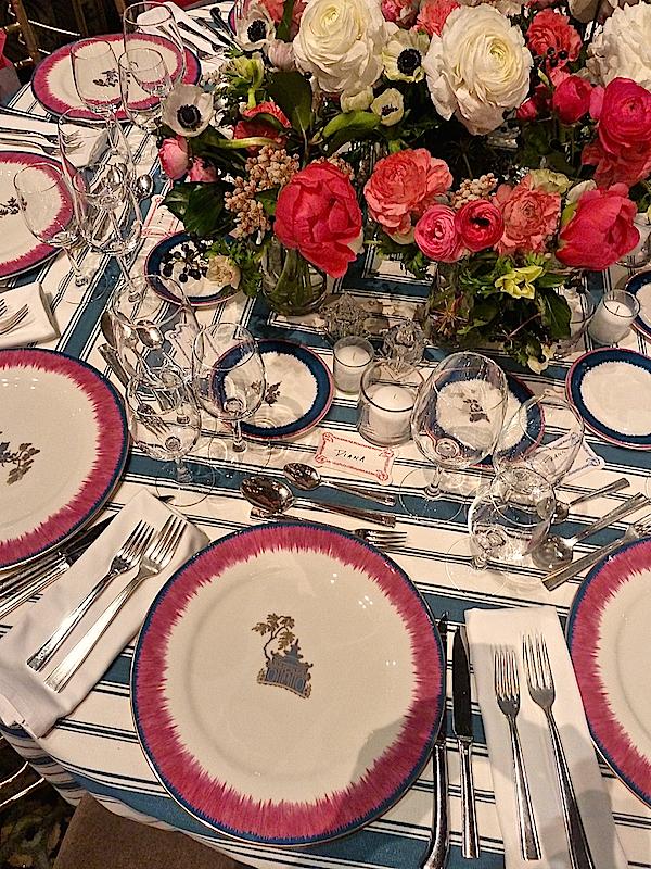 alessandra branca lenox hill gala table
