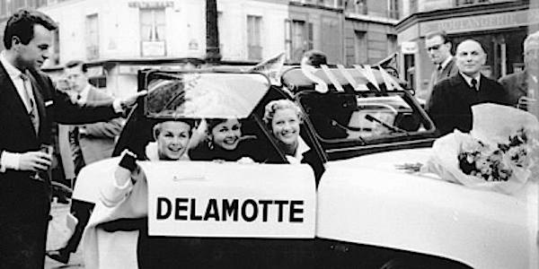 Champagne tasting - Delamotte