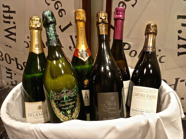 A Champagne Tasting with Antonio Galloni