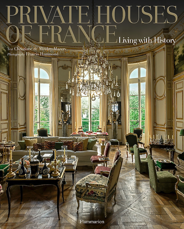 armchair traveler | private houses of france