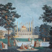 exotic chic of joseph dufour 1812 wallpaper