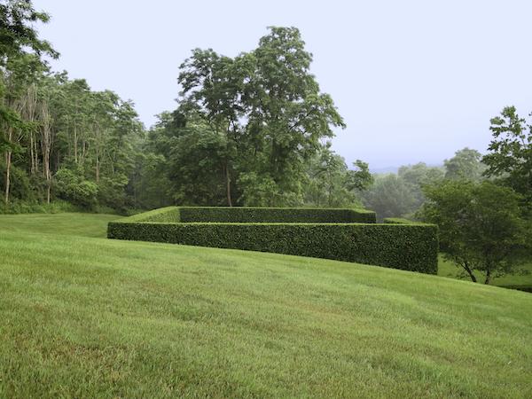 hornbeam garden room at Gil Schafer Middlefield